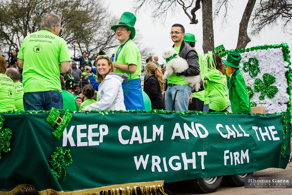 St Patricks Day Parade 2014 - Thomas Garza Photography-239
