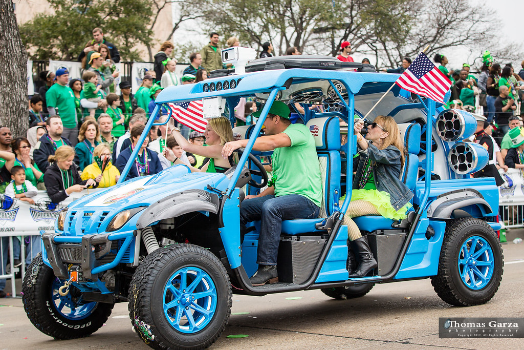 St Patricks Day Parade 2014 - Thomas Garza Photography-230