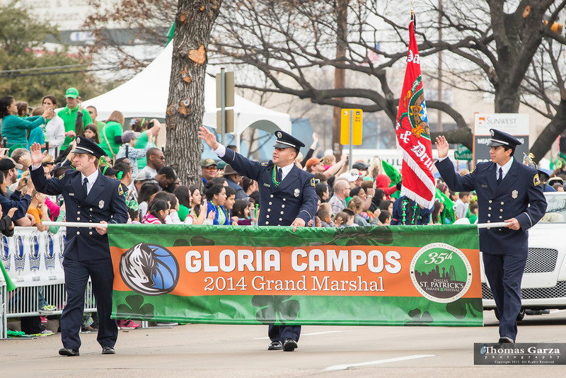 St Patricks Day Parade 2014 - Thomas Garza Photography-106