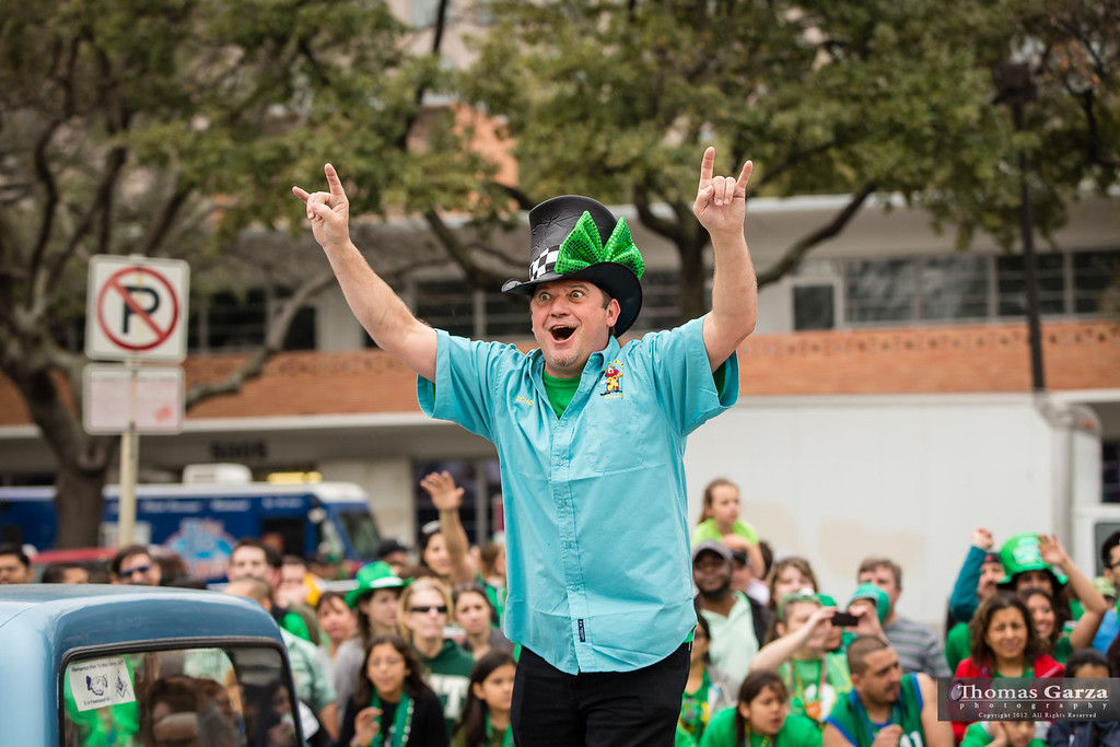 St Patricks Day Parade 2014 - Thomas Garza Photography-248