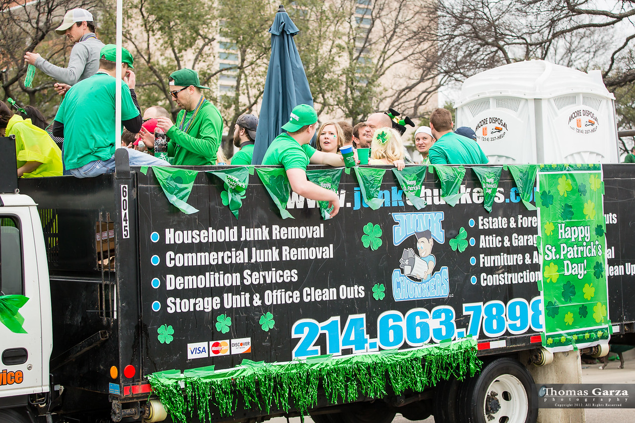 St Patricks Day Parade 2014 - Thomas Garza Photography-144