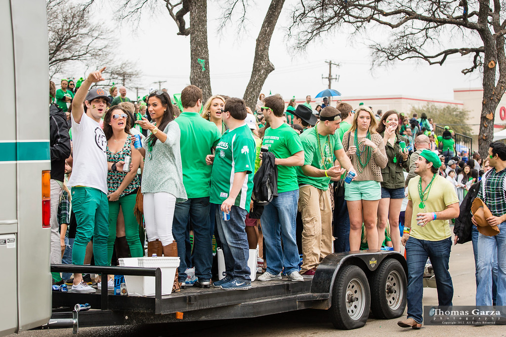 St Patricks Day Parade 2014 - Thomas Garza Photography-257