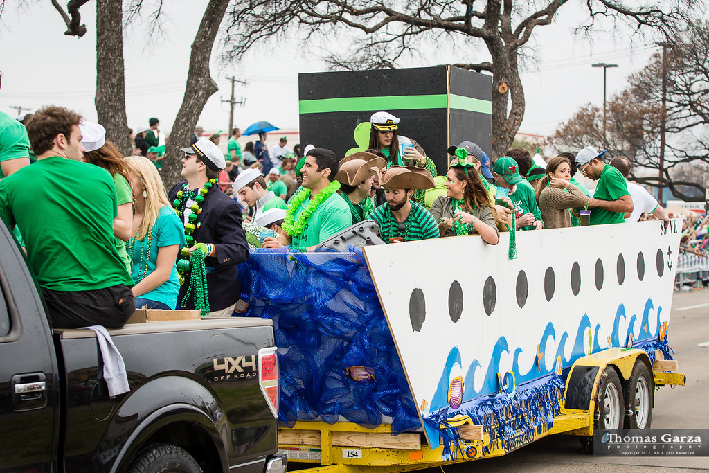 St Patricks Day Parade 2014 - Thomas Garza Photography-237