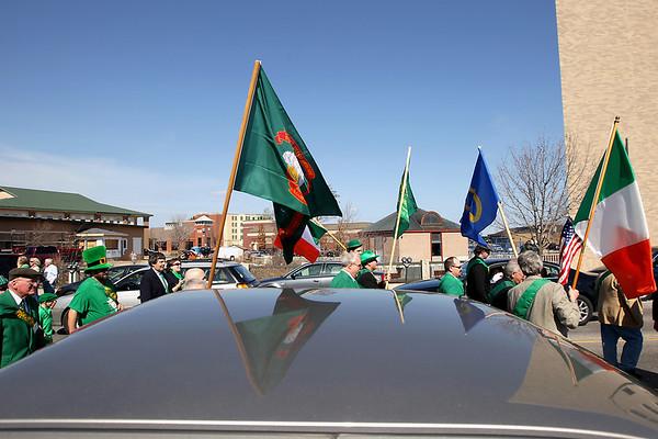 St. Patrick's Day Parade, Marach 17, 2012