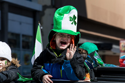 St. Patrick's Day Parade - March 2017