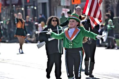 St. Patrick's Day Parade, Milwaukee 2018