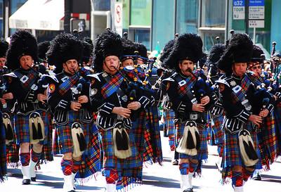St. Patrick's Day Parade NYC 2009