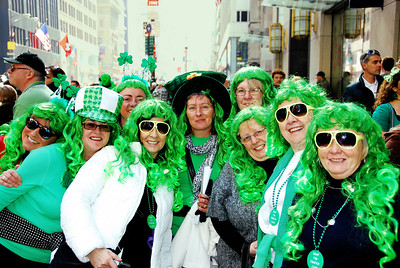 A bunch of nutty Irish broads :)