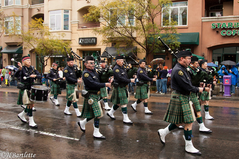 St. Patrick's Day Parade, San Diego