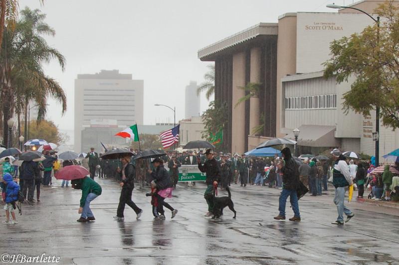 St. Patrick's Day Parade, San Diego