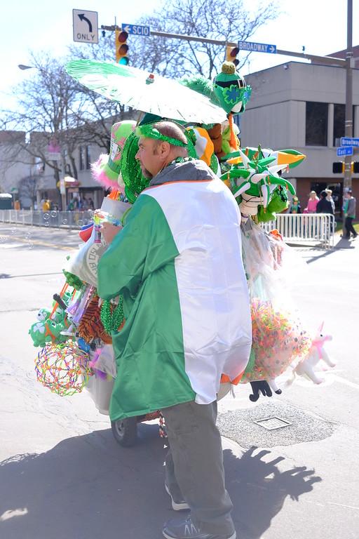 St. Patrick's Day Parade & Photowalk
