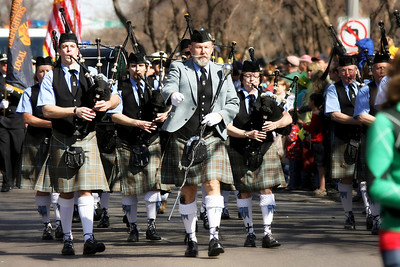 St. Patrick's Day Parade 2010 Fort Collins, Colorado