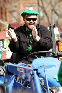 St. Patrick's Day Parade 2011 Fort Collins, Colorado