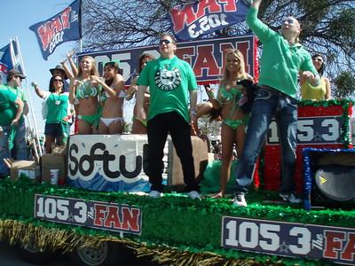 St. Patrick's Parade 3-12-11