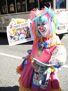 Mott Campus Clowns