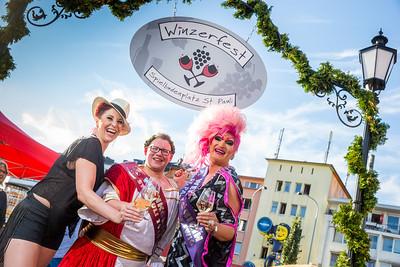 Sven Finke Schwuler Weinkoenig von St Pauli