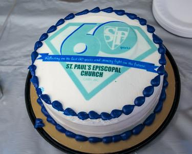 St. Paul's 60th Birthday