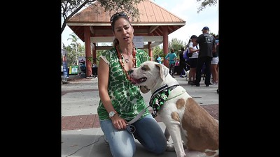 Video Clip...Interview & Dog Parade with Jacey Birch