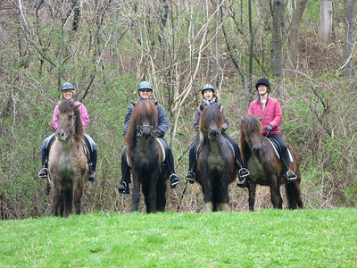 Outlet Trail Ride - March 25, 2012