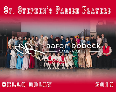 Hello Dolly - Cast Photo & Headshots