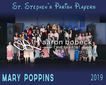 Parish Players - Mary Poppins