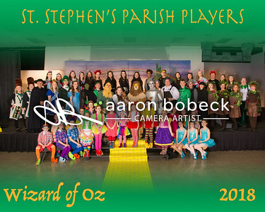 Parish Players - Wizard of Oz