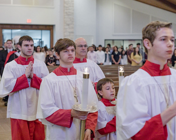 2019-03-23 St Elizabeth's Rite of Confirmation Image-2