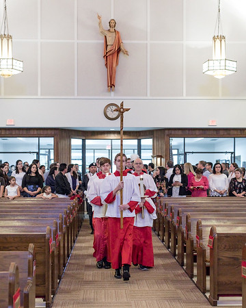 2019-03-23 St Elizabeth's Rite of Confirmation Image-1