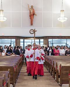 2019-03-23 St Elizabeth's Rite of Confirmation Image-1