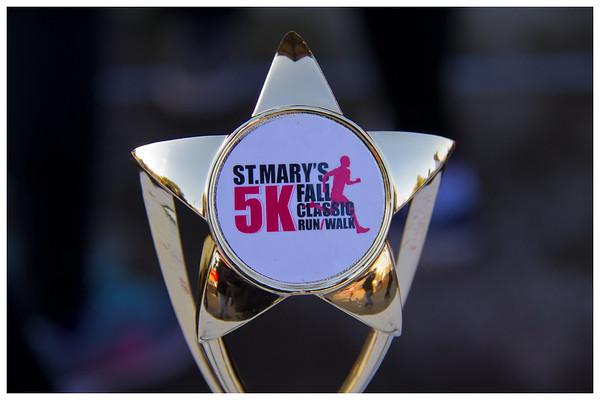 St. Mary's 5K Run