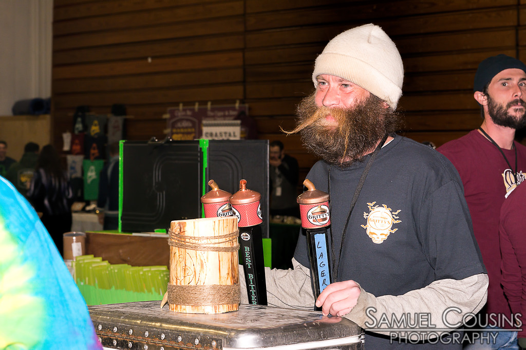 Bearded Brewfest 2016