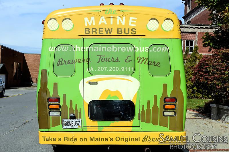 Maine Brew Bus
