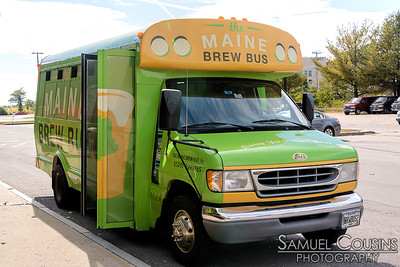 Maine Brew Bus