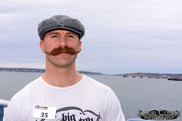 CanAm Moustache and Beard Competition