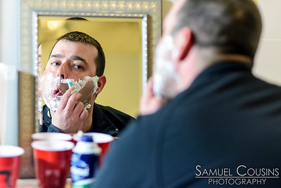 Firefigher's Shave-off Fundraiser