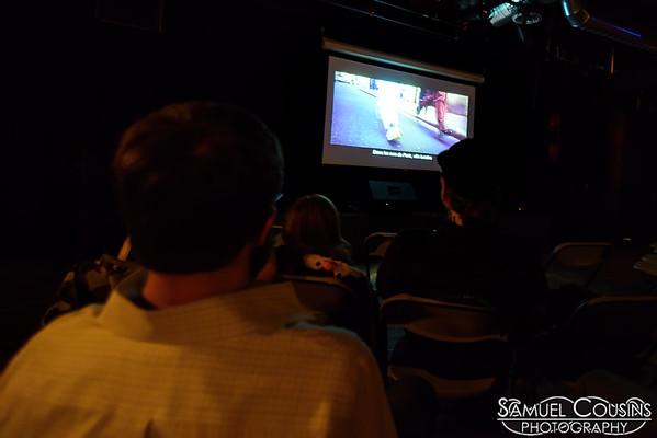 The International Mustache Film Festival 2015