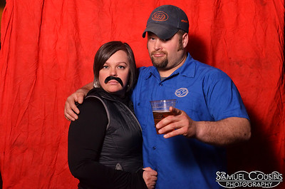 Photobooth at the 2014 Stache Pag