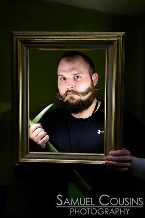 Stache Portrait at the Stache Pag 2016