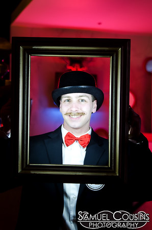 The 2013 Stache Pag and International Moustache Film Festival, at Port City Music Hall.