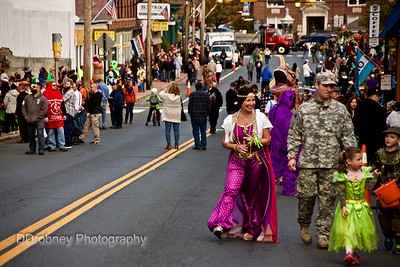 Stafford's Trick or Treat on Main - October, 2019