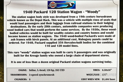 "1940 120 Station Wagon ""Woody"""