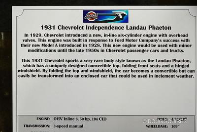 1931 Independence Landau Phaeton