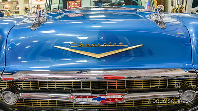 1957 Bel Air Convertable