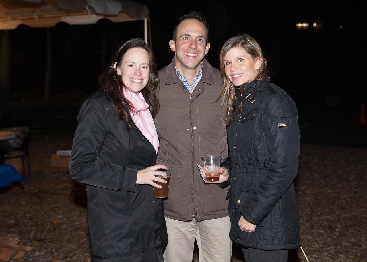 IMG_7046 Theresa Cassidy and Chris and Christine Nanos