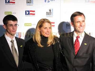 Dave Woodruff (right) and family