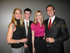 Dave Woodruff , Chairman Bob Woodruff Foundation and family