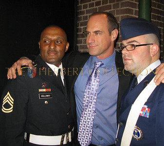 Sgt. Holloway, Chris Meloni,