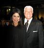 Caroline Hirsch and Dennis Basso