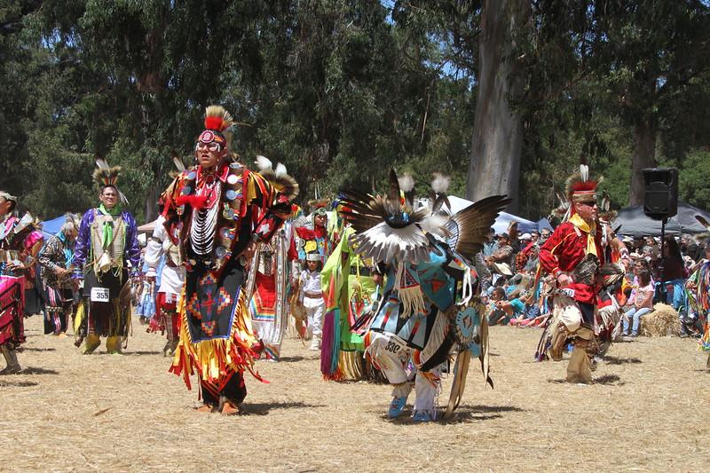Stanford Powww, California