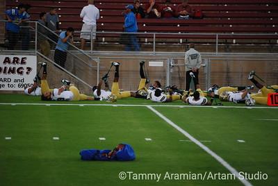 football vs UCLA 2011